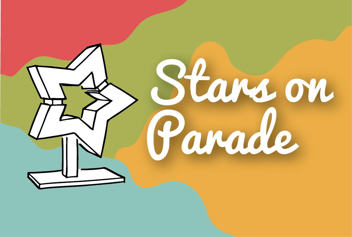 Now Accepting Stars on Parade Sponsor Applications
