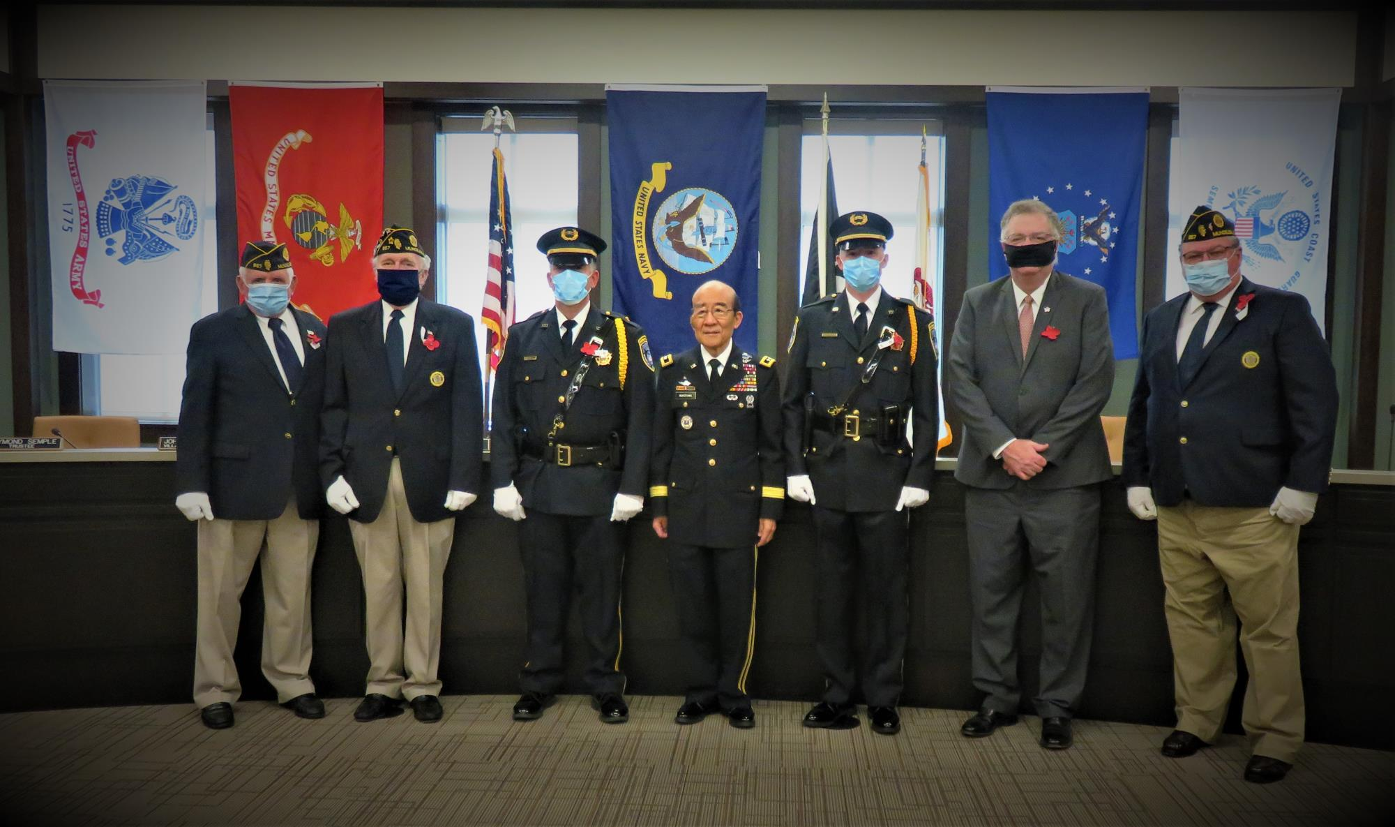 Mundelein American Legion Hosts Virtual Memorial Day Ceremony — Residents Invited to Participate Remotely