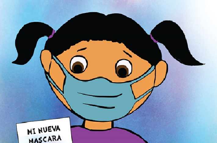 New Children's Book Teaches about Masks