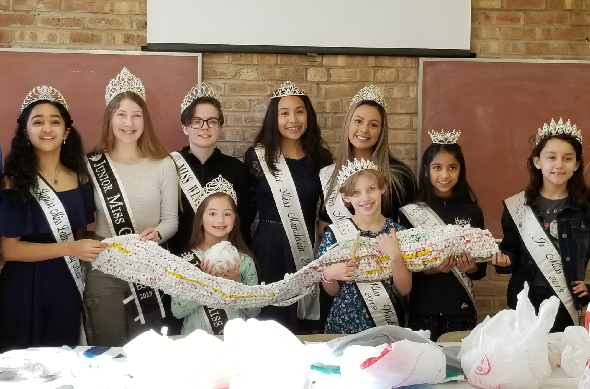 Mundelein Pageant Takes Place Sunday